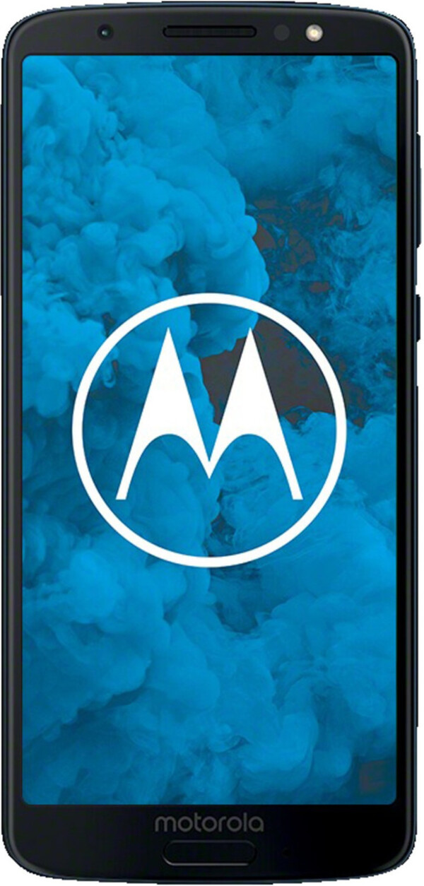 Motorola Smartphone 14,5cm (5,7 Zoll) Moto G6, DualSIM, 32 GB, Farbe: Indigo