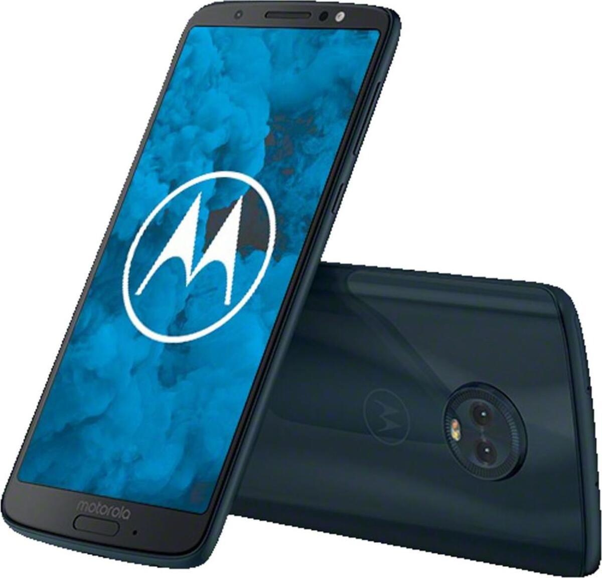 Bild 2 von Motorola Smartphone 14,5cm (5,7 Zoll) Moto G6, DualSIM, 32 GB, Farbe: Indigo
