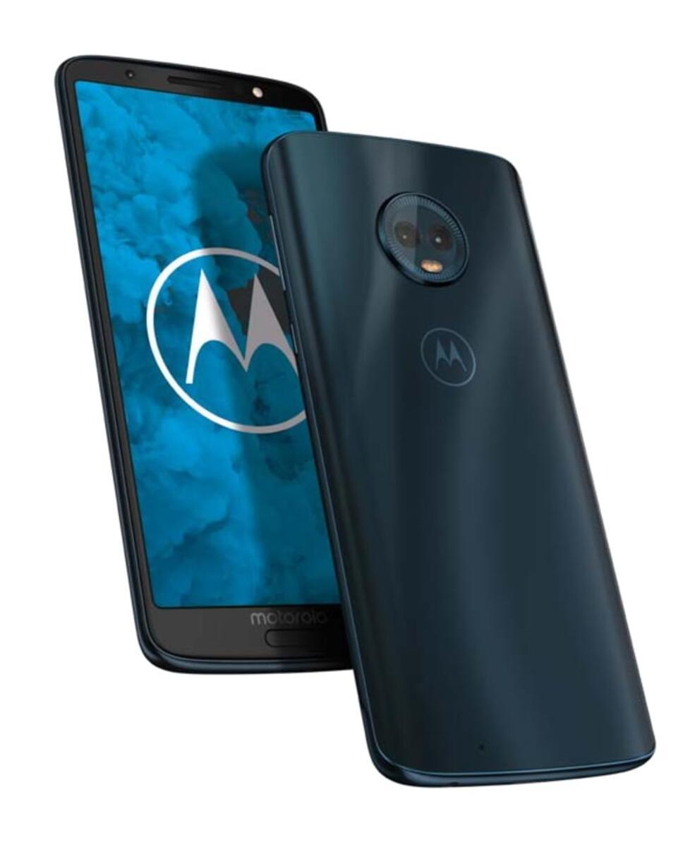 Bild 4 von Motorola Smartphone 14,5cm (5,7 Zoll) Moto G6, DualSIM, 32 GB, Farbe: Indigo