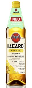Bacardi Ginger Spirit Drink | 32,0 % vol | 0,7 l