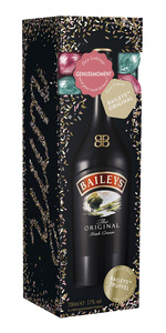 Bailey's The Original Irish Cream + 6 feine Bailey's Trüffel| 17 % vol | 0,7 l