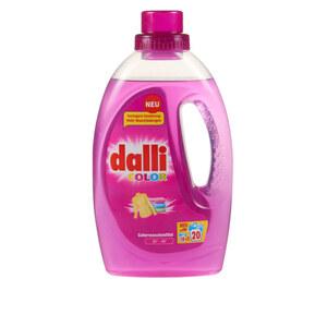 Dalli Color Waschmittel flüssig,  1,1 Liter