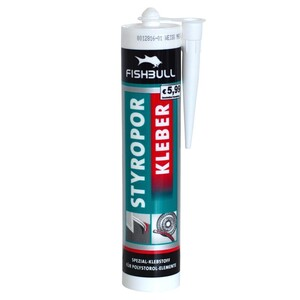 Fishbull Styroporkleber 435 g