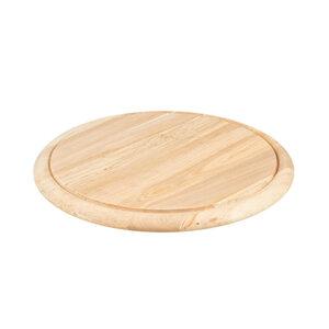 Kesper Holz-Fleischteller 25 cm Durchmesser