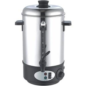 Glühweintopf 8 Liter 1800 W aus Edelstahl