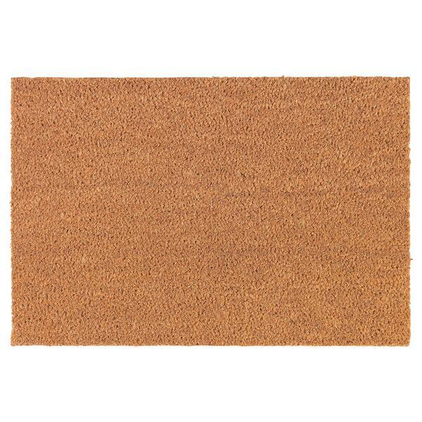 TRAMPA                                Fußmatte, natur, 40x60 cm
