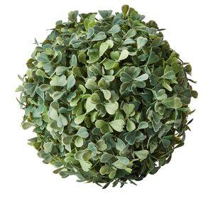 VINTERFEST                                Kunstpflanze, drinnen/draußen, Buchsbaum rund, 18 cm