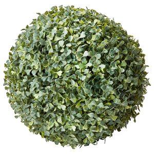 VINTERFEST                                Kunstpflanze, drinnen/draußen, Buchsbaum rund, 35 cm