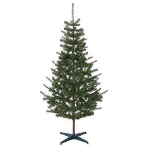 VINTERFEST                                Kunstpflanze, drinnen/draußen, Weihnachtsbaum, 220 cm