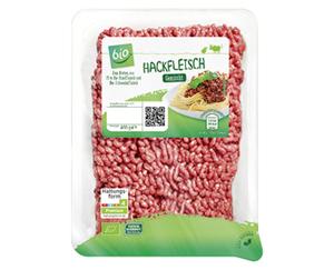 bio Hackfleisch, gemischt