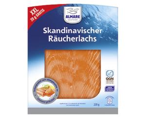 ALMARE Räucherlachs XXL – 20 g gratis