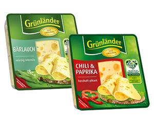 Grünländer®  Käsescheiben