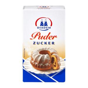 DIADEM     Puder Zucker
