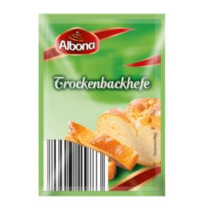 ALBONA     Trockenbackhefe