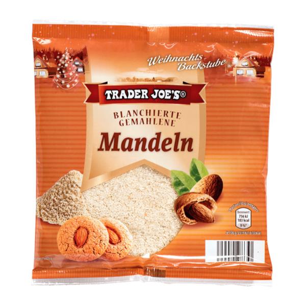 Mandeln Aldi