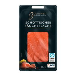 Gourmet     Schottischer Räucherlachs