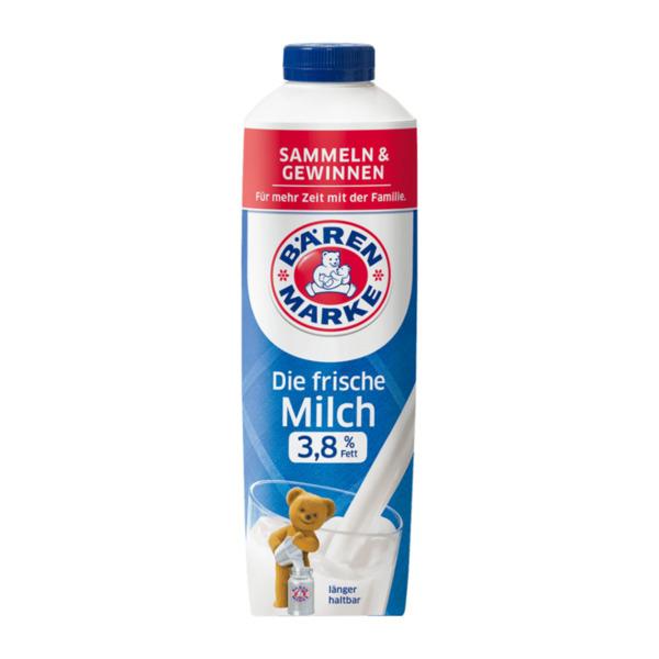 Bärenmarke frische Milch
