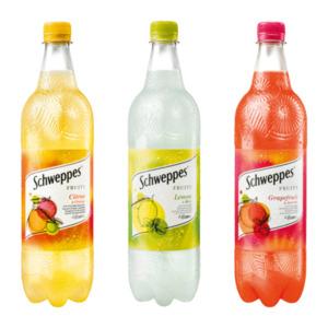 Schweppes Fruity Erfrischungsgetränk