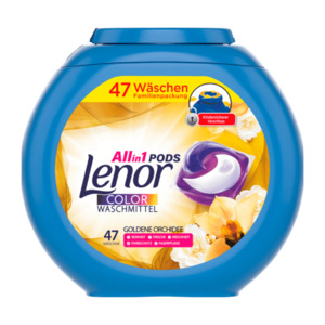 Lenor All in 1 Pods Colorwaschmittel