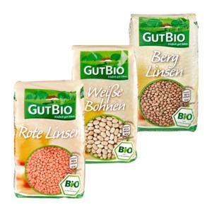 GUT BIO     Bio-Hülsenfrüchte