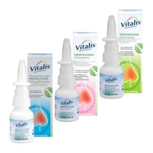 VITALIS     Meerwasser Spray