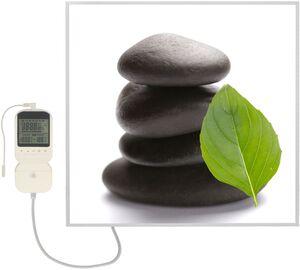 El Fuego Infrarot-Heizpaneel 360 W inkl. Thermostat - Stones I