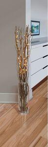 Dekor LED Leuchtzweig, 80 LEDs