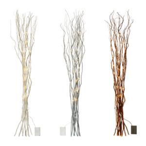LIGHTZONE     Weidenäste mit 80 Mikro LEDs