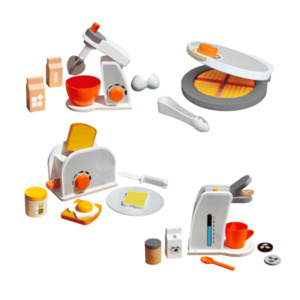 PLAYLAND     Küchenzubehör-Set