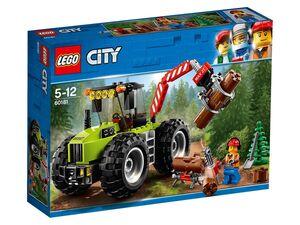 LEGO® City 60181 Forsttraktor