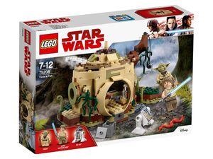 LEGO® Star Wars 75208 Yodas Hütte