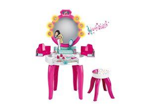 Klein Barbie Schönheitsstudio mit Licht und Soundfunktion mit Zubehör