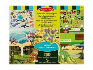 MELISSA & DOUG Stickerblock
