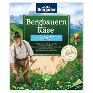 Bergader Bergbauern Käse leicht 150g