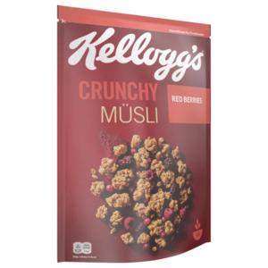 Kellogg's Crunchy Müsli Red Berries 425g