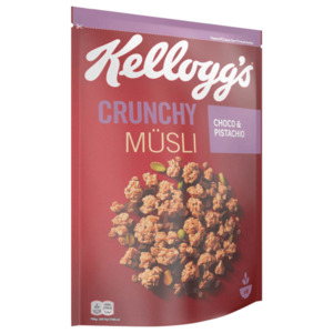 Kellogg's Crunchy Müsli Choco & Pistachio 425g