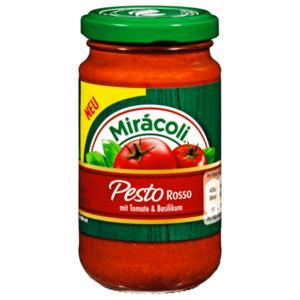 Mirácoli Pesto Rosso Tomate+Basilikum 187g