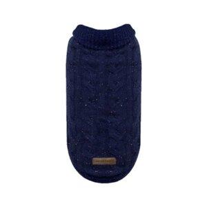 Canada Pooch Northern Knit Pullover Blau XXS