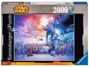Ravensburger Puzzle Star Wars Universum