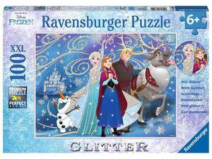 Ravensburger XXL-Puzzle Disney Frozen: Glitzernder Schnee