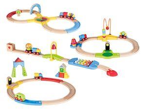 PLAYTIVE® JUNIOR Meine 1. Eisenbahn
