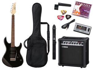 YAMAHA E-Gitarrenset ERG121GPIIHII