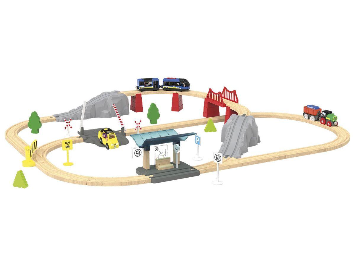 Bild 2 von PLAYTIVE® JUNIOR Eisenbahnset