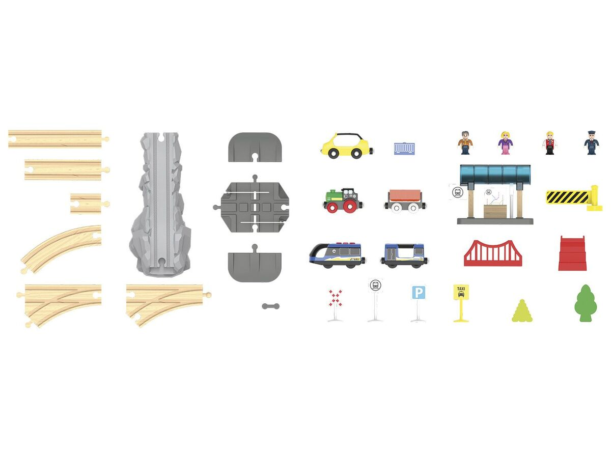 Bild 5 von PLAYTIVE® JUNIOR Eisenbahnset