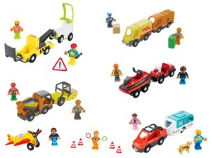 PLAYTIVE® JUNIOR Fahrzeugset