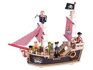 PLAYTIVE® JUNIOR Piratenschiffset