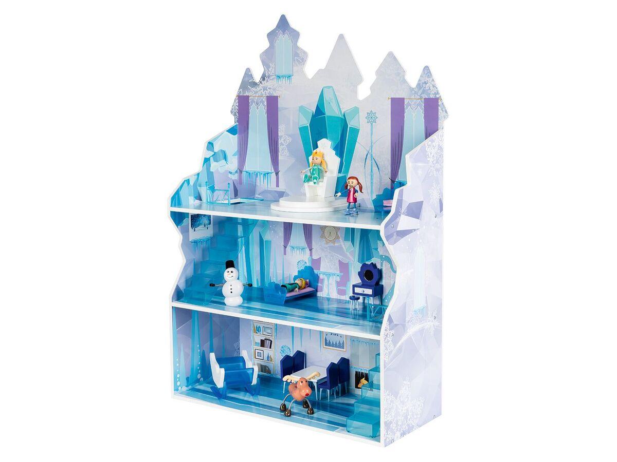 Bild 3 von PLAYTIVE® JUNIOR Puppenhaus Eisprinzessin + Ritterburg