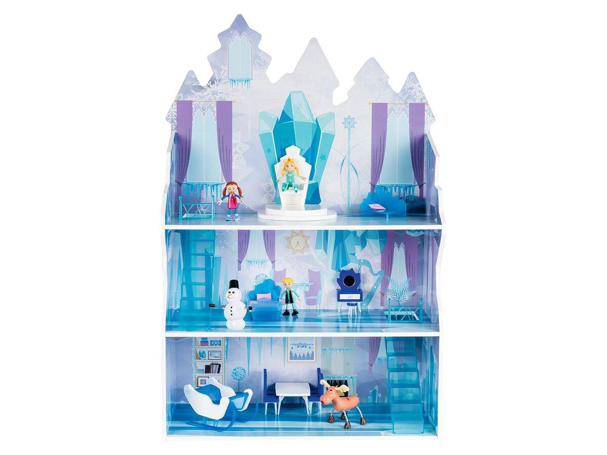 Bild 4 von PLAYTIVE® JUNIOR Puppenhaus Eisprinzessin + Ritterburg