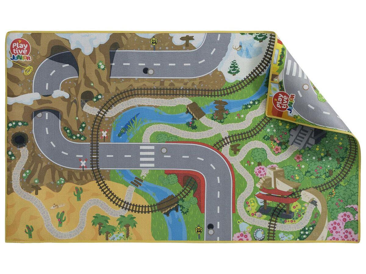 Bild 2 von PLAYTIVE® JUNIOR Spielmatten, beidseitig bedruckt