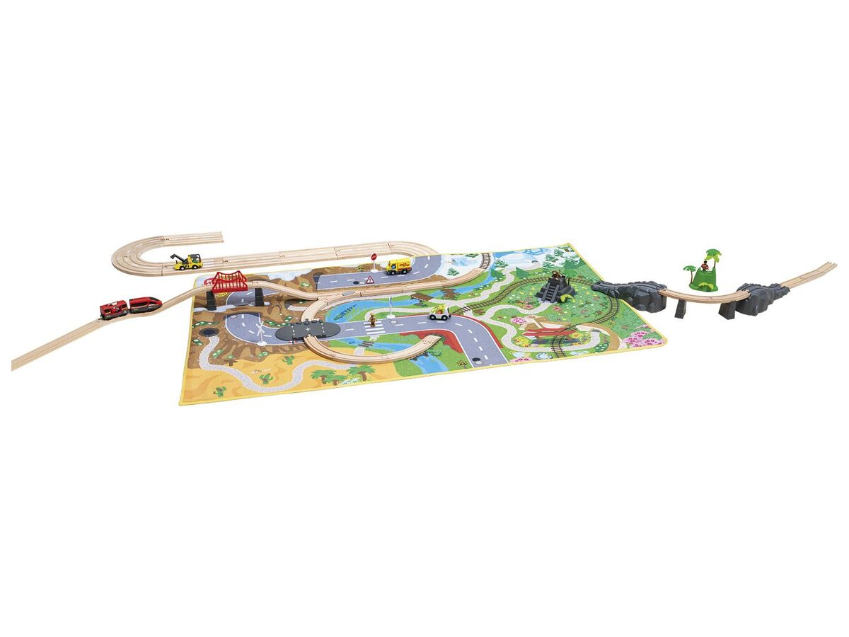 Bild 3 von PLAYTIVE® JUNIOR Spielmatten, beidseitig bedruckt